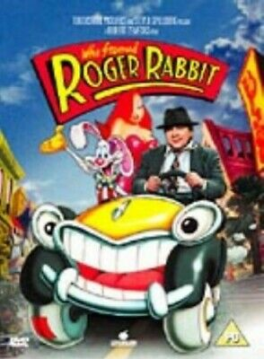 Who Framed Roger Rabbit (Special Edition) [DVD] [1988] - DVD  PULN The Cheap