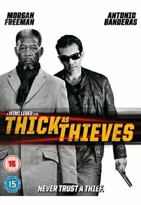 Thick As Thieves [DVD] - DVD  LEVG The Cheap Fast Free Post