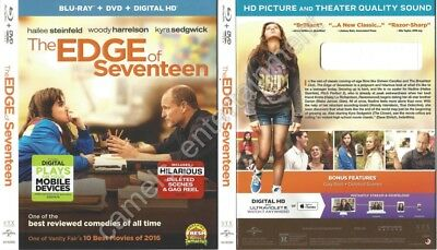 The Edge of Seventeen (SLIPCOVER ONLY for Blu-ray)