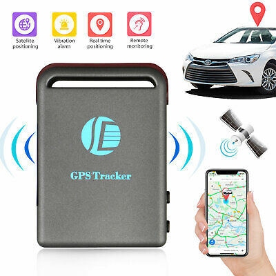 GPS Tracker Real Time Vehicle GSM GPRS Tracking Device for Car Truck Motorcycle