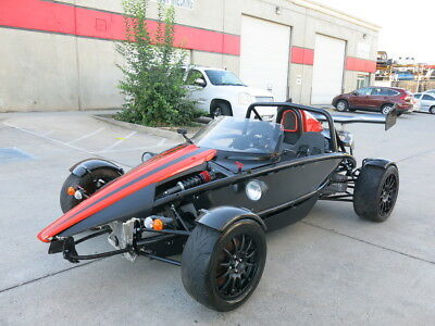 Replica/Kit Makes  2014 Ariel Atom 3 wrecked rebuildable salvaged damaged Low Reserve 14