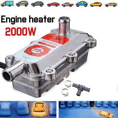 220V 2000W Engine Heater Car Preheater Coolant Heating Truck Parking Heater 2KW