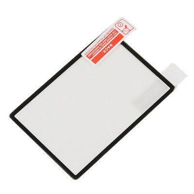 Self-adhesive Optical Glass LCD Screen Protector Guard fr Canon EOS 650D CAMERA