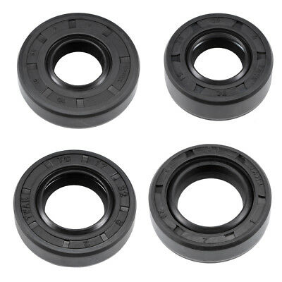15mm-17mm Inner Dia 25-35mm OD Oil Seal TC Nitrile Rubber Cover NBR Double Lip
