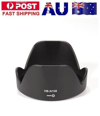 Lens Hood for HB-N106 Nikon D3300 D5500 AF-P 18-55mm f/3.5-5.6G VR - AU SELLER