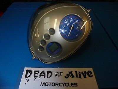 PIAGGIO ZIP 125cc,  HEADLIGHT / SPEEDO / CLOCKS