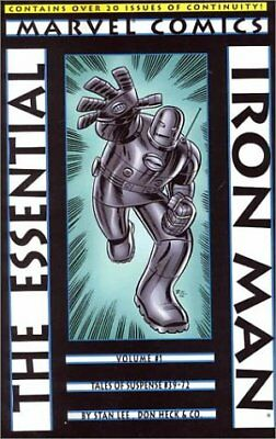 The Essential Iron Man, Vol. 1: Tales of Suspense, No.39 - 72