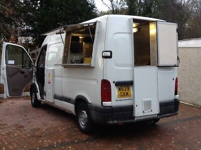 Catering/Burger/Butty Van for Sale, ready to start business