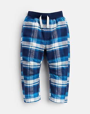Joules Baby Joe Woven Check Trouser in Small Check