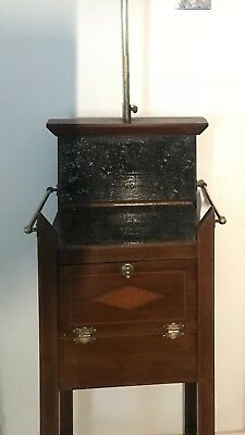 Georgian (George III) Early 19thc Gentleman's Wash Stand/Cabinet.