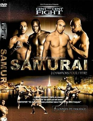Cent Pour Cent Fight : Samurai - Dvd Neuf Sous Cello