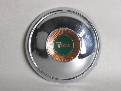Fiat Vintage Rare Cover Circle Stud 50's Special Series