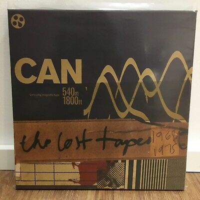5 LP CAN : The Lost Tapes : Lim Edition Box Set 180g Vinyl + booklet + poster