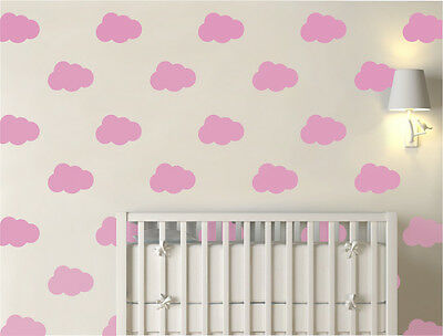 Cloud Wall Stickers | Wall Sticker Clouds | Clouds Wall Art | Cloud Wall Decals