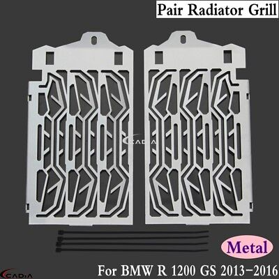 For BMW R 1200 GS 2013-2016 Radiator Water Cooler Grill Guard Cover Protector