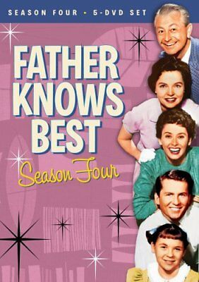 FATHER KNOWS BEST SEASON 4 New Sealed 5 DVD Set
