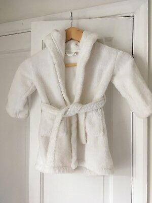 The Little White Company 18-24 months Dresing Gown