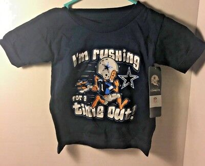 Dallas Cowboys Kids Cute Shirt   Authentic NFL Apparel