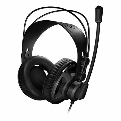 Roccat Renga Boost Studio Grade Over-Ear Stereo Gaming Headset Black Roc-14-410