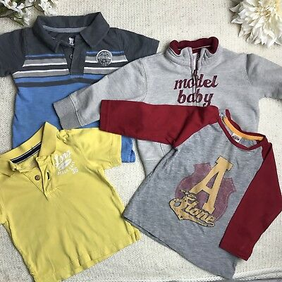 Baby Boy Bundle Lot Size 6-9