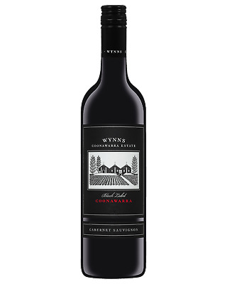 PENDING CELLAR RELEASE Wynns Black Label Cabernet Sauvignon 2010 Red Wine Coonaw