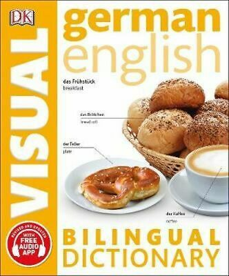 NEW German English By  DK Paperback Free Shipping