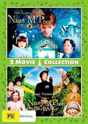 NEW Nanny McPhee Collection DVD Free Shipping