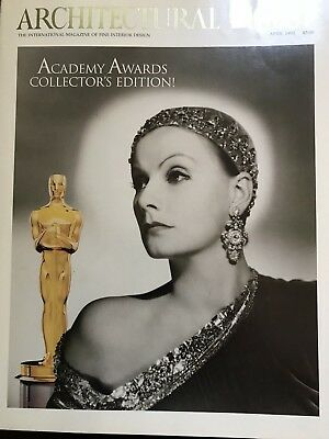 April 1992 Architectural Digest Academy Awards Collector's Edition!