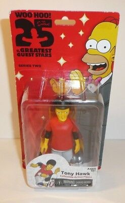 "The Simpsons Ser1 Guest Stars-Set complet de 6 ~ 2013 WIZKIDS//NECA 2/"" Action Figures"