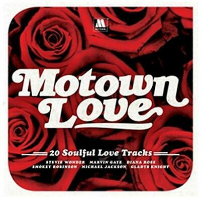 Various Artists - Motown Love - Various Artists CD CKVG The Cheap Fast Free Post