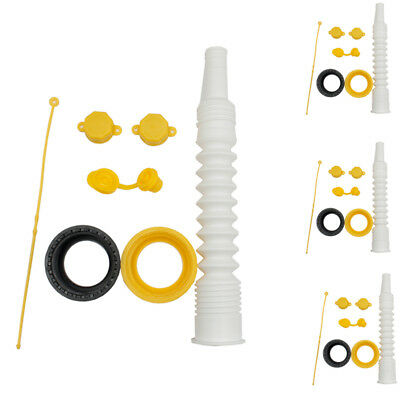 Replacement Gas Can Spout Kit Replacement Spout - Water Jug Or Gas Can Spout  K9
