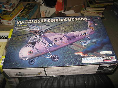Sealed HH-34J USAF Combat Rescue in 1/48 scale by MRC from 2013