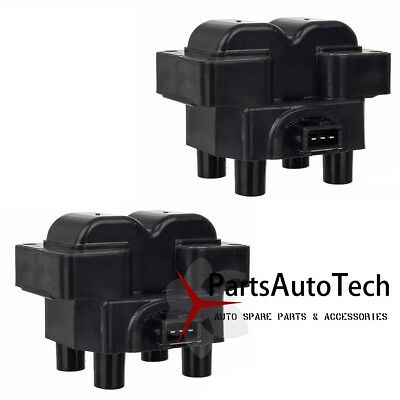 New Ignition Coil Pack Kit for Land Rover Discovery Range Rover 4.6L 4.0L Set 2