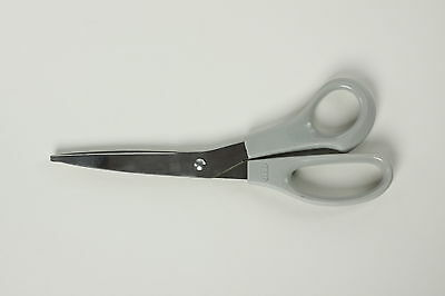 "Stained Glass Tools and Supplies - Shears for Lead Work/C Section & 1/4"" Round"