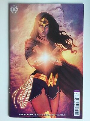 Wonder Woman Vol. 5 #58 Frison Variant Dc Comics