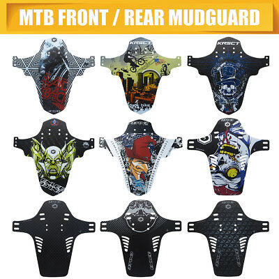 MTB Bike Front Fender Flectional Mudguard Mountain Bicycle Road Cycling ToolÇD