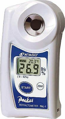 ATAGO PAL-COFFEE Pocket Refractometer Coffee Cafe From japan