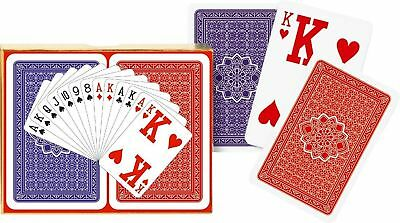 Piatnik A Good Read Bridge Double Playing Cards Double Deck