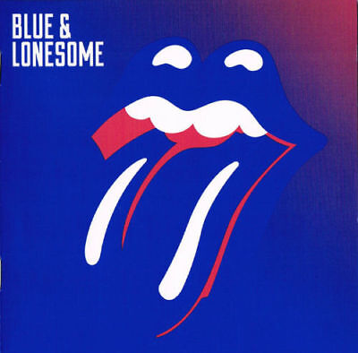The Rolling Stones Blue & Lonesome CD + DVD New Sealed