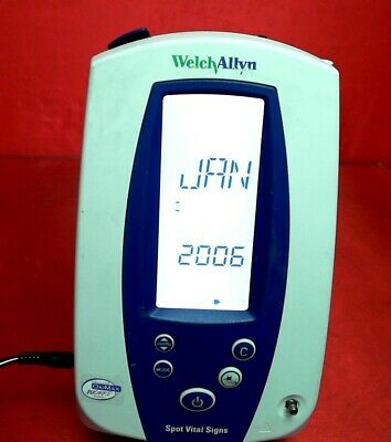 Welch Allyn 42NTB Spot Vital Sign Monitor