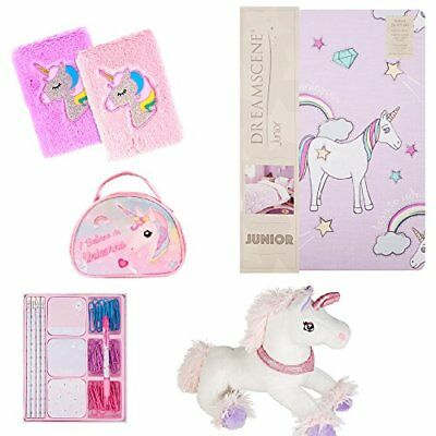 Little Helper CPWD-UNICORNBUN-03, Cancelleria di unicorno e accessori (ZG2)