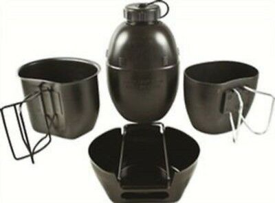 Bcb Cn010B Crusader Cooking System Black 4 Piece Set