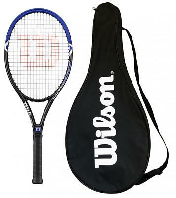 Wilson Hyper Hammer 2.3 Carbon Tennis Racket with Full Cover RRP £250