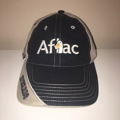 Carl Edwards Aflac NASCAR  99 Racing Chase Authentics Fitted Hat  Small Medium 469bf65d3461