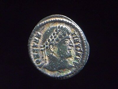 Authentic Roman coin AE3 of Constantine I The Great, City Gate reverse  CC8629