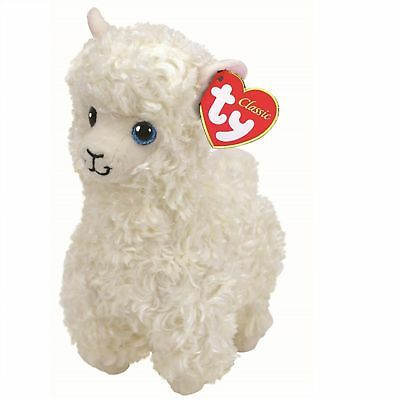 Ty Beanie Babies Boos Lily Llama Plush Soft Toy New With Tag