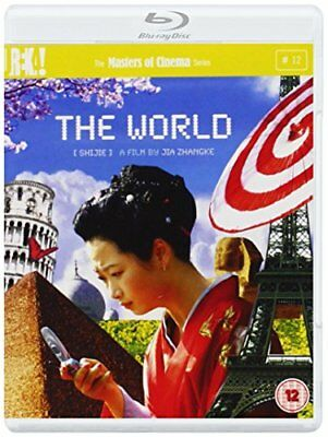 The World [Masters of Cinema] (Dual Format Edition) [Blu-ray] [20... - DVD  HKLN