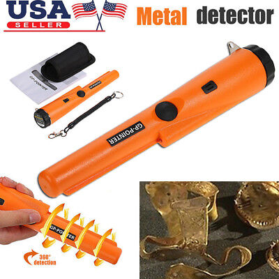 Waterproof GP-Pointer Metal Detector Automatic Pinpointer Pro Pointer & Holster