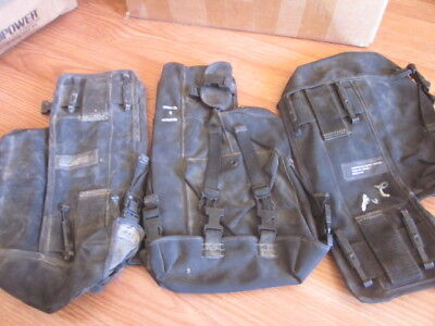 Thales Defense & Security 1600495-1 Black Radio Carrying Case AN/PRC-148 FREE SH