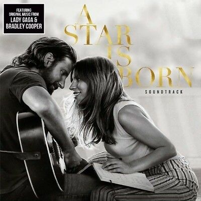 Lady Gaga / Bradley Cooper - A Star Is Born - Cd
